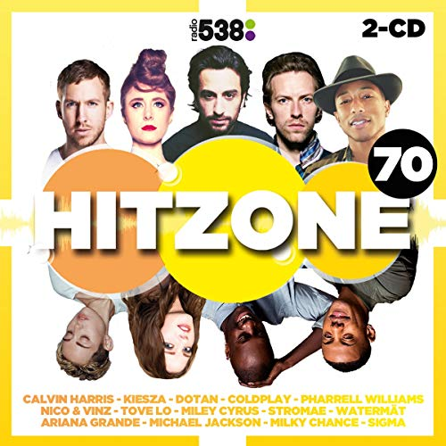 Various - 538 Hitzone 70 von Sony Music Entertainment