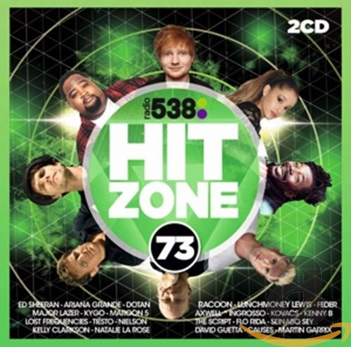 Various - 538 Hitzone 73 von Sony Music Entertainment