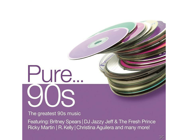 VARIOUS - Pure... 90s [CD] von SONY MUSIC