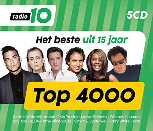 Various - Radio 10 Top 4000 (2019) von Sony Music Entertainment