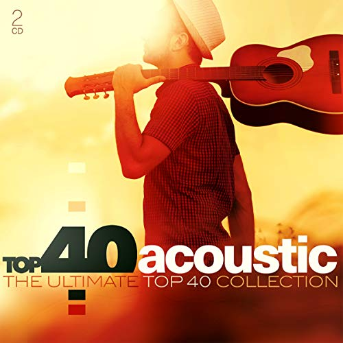 Various - Top 40 - Acoustic von Sony Music Entertainment