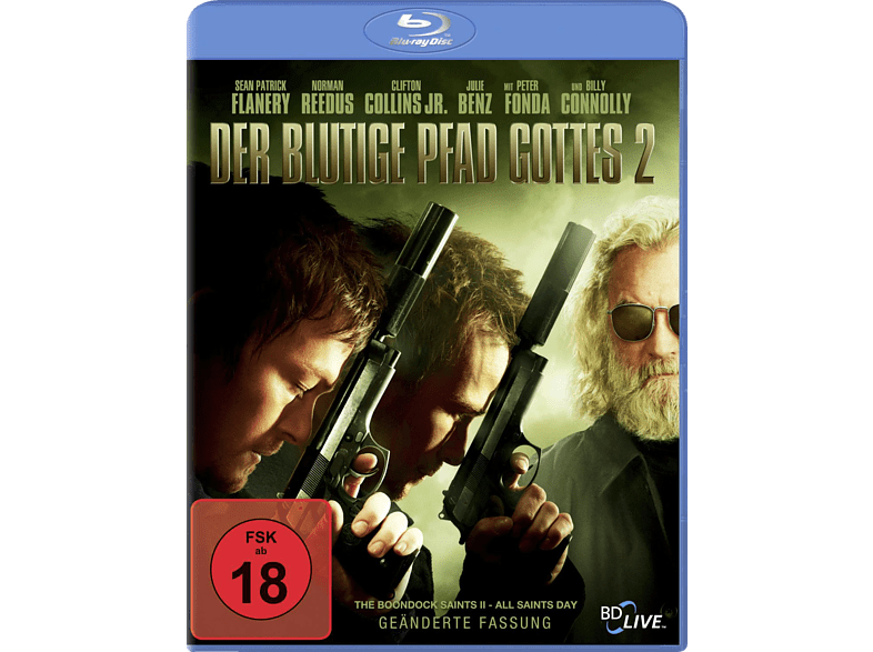 Der blutige Pfad Gottes 2 [Blu-ray] von SONY PICTURE HOME ENTERTAINMEN
