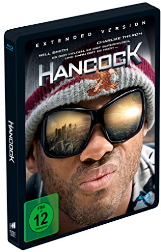 Hancock (Extended Version, Steelbook) [Blu-ray] von Sony Pictures Home Entertainment