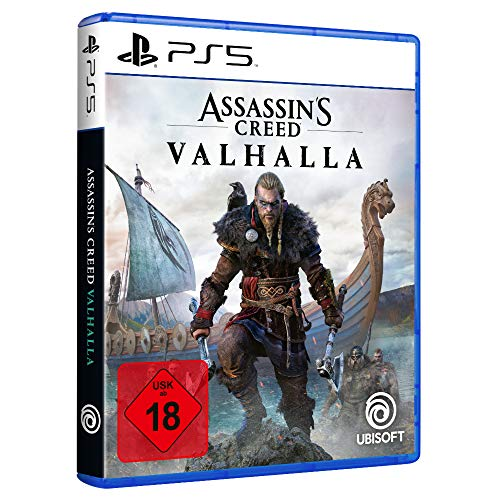 Assassin's Creed Valhalla - Standard Edition | Uncut - [PlayStation 5] von Ubisoft