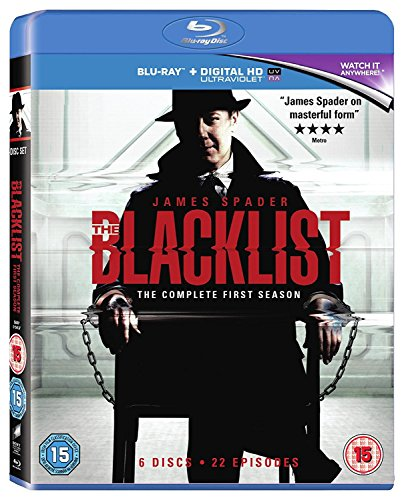 Blacklist, the - Season 01 [Blu-ray] [UK Import] von Sony