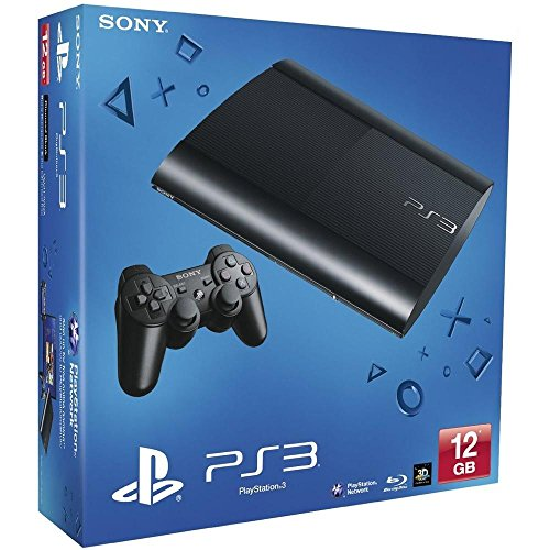 PlayStation 3 - Konsole mit DualShock 3 Wireless Controller von Sony