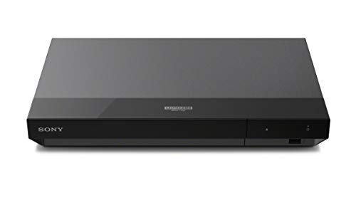 Sony UBP-X500 4K Ultra HD Blu-ray Disc Player (Dolby Atmos, HDMI) von Sony