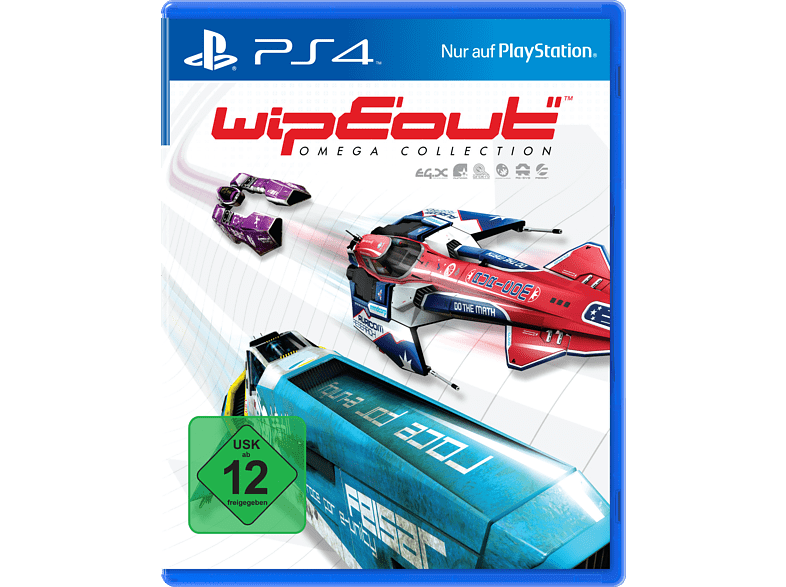WipEout Omega Collection [PlayStation 4] von SONY INTERACTIVE ENT. GMBH