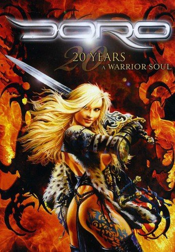 20 Years a Warrior Soul (2 DVDs) von Soulfood Music Distribution / DVD