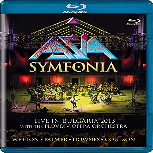 Symfonia-Live In Bulgaria 2013 [Blu-ray] von Soulfood Music Distribution GmbH / Hamburg
