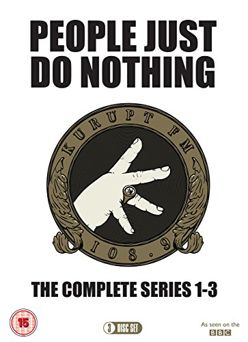 People Just Do Nothing - Series 1-3 [DVD] [UK Import] von Spirit Entertainment Limited