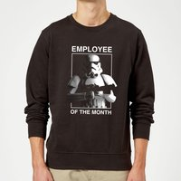 Star Wars Classic Employee Of The Month Pullover - Schwarz - XXL - Schwarz von Star Wars