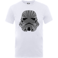 Star Wars Hyperspeed Stormtrooper T-Shirt - Weiß - S - Weiß von Star Wars