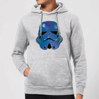 Star Wars Space Stormtrooper Hoodie - Grau - S - Grau von Star Wars