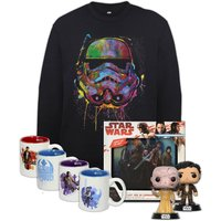 The Star Wars Full Force Paket - Kids' - 3-4 Years - Schwarz von Star Wars