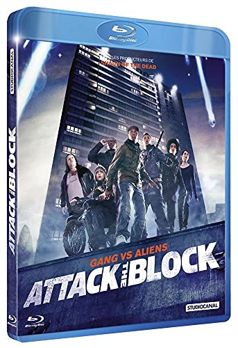 Attack the block [Blu-ray] [FR Import] von Studio Canal