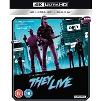 They Live - 4K Ultra HD von Studiocanal