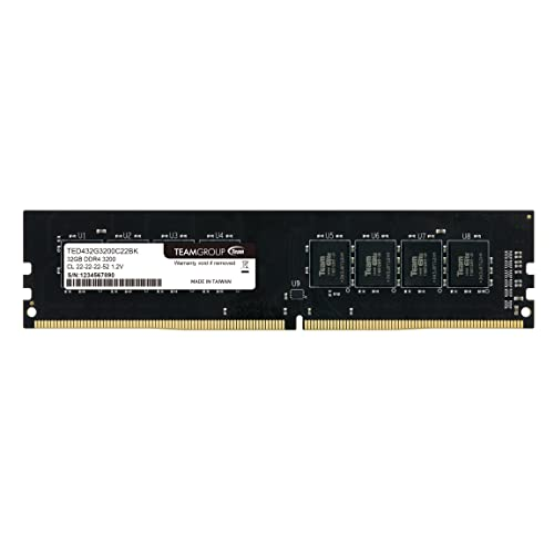 TEAMGROUP DDR4 32GB PC 3200 Team Elite TED432G3200C2201 von TEAMGROUP