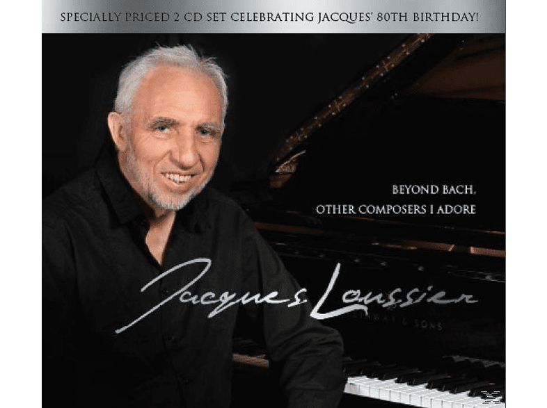 Beyond Bach, Other Composers I Adore Jacques Trio Loussier auf CD online von TELARC