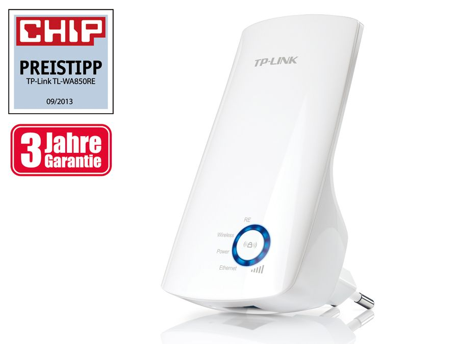 WLAN Repeater TP-LINK TL-WA850RE von TP-Link