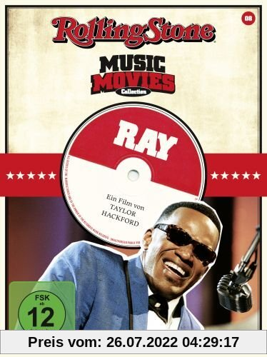 Ray / Rolling Stone Music Movies Collection von Taylor Hackford