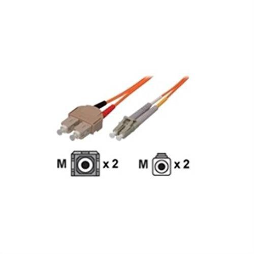 Orange S//FTP, PiMF, EIA//TIA, Class EA, 50 m Tecline 71850A Category 6A Ethernet Patch Cable