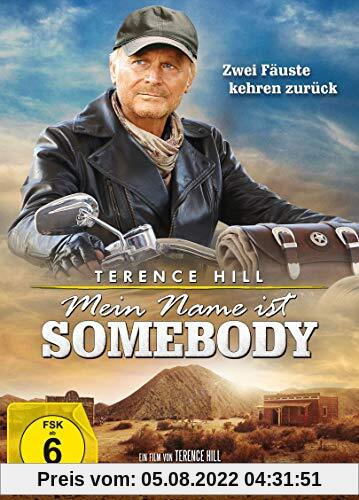 Mein Name ist Somebody - Collectors Edition von Terence Hill