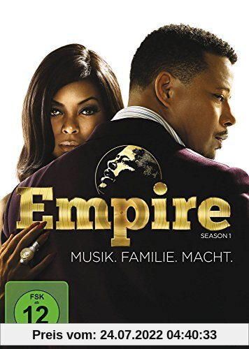 Empire - Musik. Familie. Macht. Staffel 1 [4 DVDs] von Terrence Howard