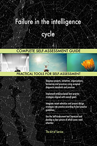 Failure in the intelligence cycle All-Inclusive Self-Assessment - More than 700 Success Criteria, Instant Visual Insights, Comprehensive Spreadsheet Dashboard, Auto-Prioritized for Quick Results von The Art of Service