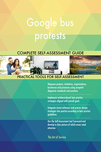 Google bus protests All-Inclusive Self-Assessment - More than 660 Success Criteria, Instant Visual Insights, Comprehensive Spreadsheet Dashboard, Auto-Prioritized for Quick Results von The Art of Service