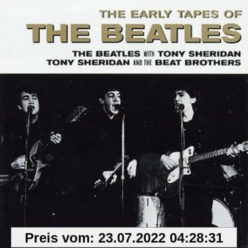 The Early Tapes.of the Beatles von The Beatles