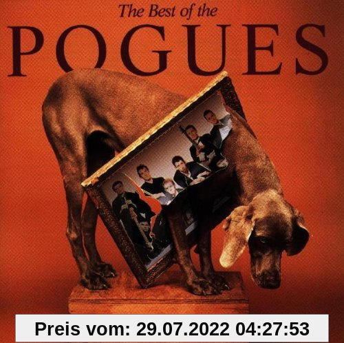 Best of...,the von The Pogues