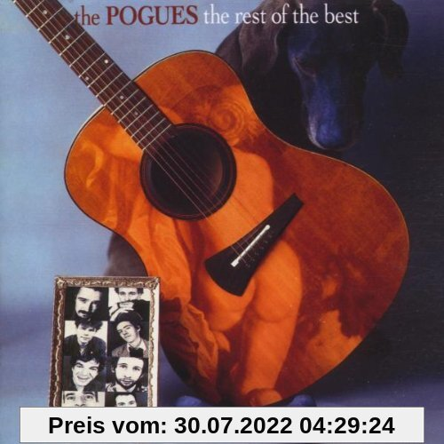 The Rest of the Best von The Pogues