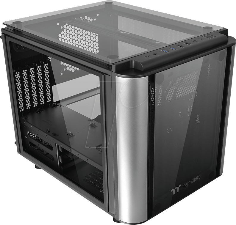 TT 73582 - Thermaltake Micro Case Level 20 VT von Thermaltake