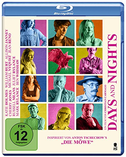 Days and Nights [Blu-ray] von Tiberius Film