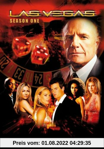 Las Vegas - Season One [6 DVDs] von Timothy Busfield