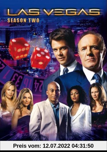 Las Vegas - Season Two [6 DVDs] von Timothy Busfield