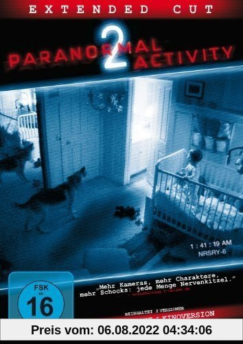 Paranormal Activity 2 (Extended Cut) von Tod Williams
