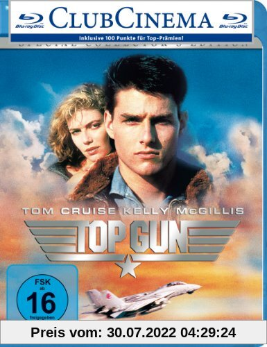 Top Gun (Special Collector's Edition) [Blu-ray] [Special Edition] von Tony Scott