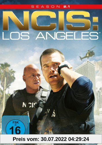 NCIS: Los Angeles - Season 2.1 [3 DVDs] von Tony Wharmby