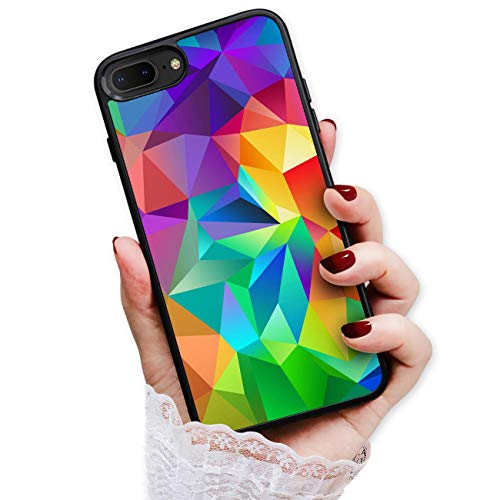 HOT12911 Schutzhülle für iPhone 8 Plus, iPhone 7 Plus, Kunst-Design, weiche Rückseite von True Love Jewellery Pty Ltd