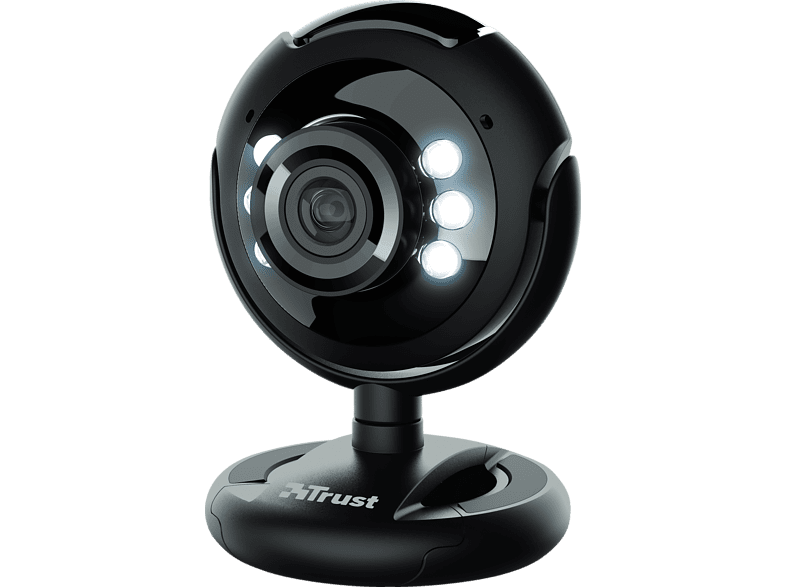 TRUST 16428 SpotLight Webcam Pro Webcam von TRUST