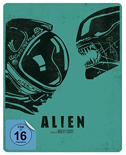 Alien - Steelbook (exklusiv bei Amazon.de) [Blu-ray] [Limited Edition] von Twentieth Century Fox Home Entert.
