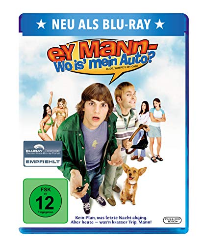 Ey Mann - Wo is' mein Auto? [Blu-ray] von Twentieth Century Fox