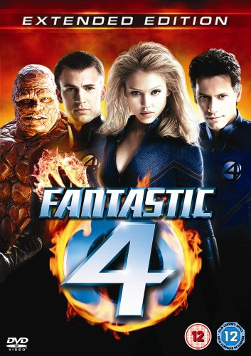 Fantastic Four - Extended Version [UK Import] von Twentieth Century Fox