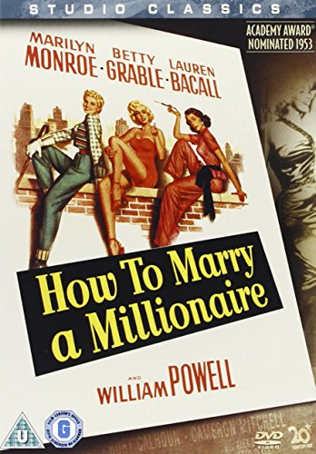 How To Marry A Millionaire- Studio Classics [UK Import] von Twentieth Century Fox