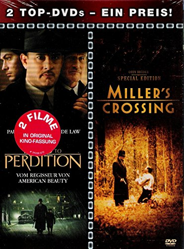 Millers Crossing / Road To Perdition [2 DVDs] von Twentieth Century Fox