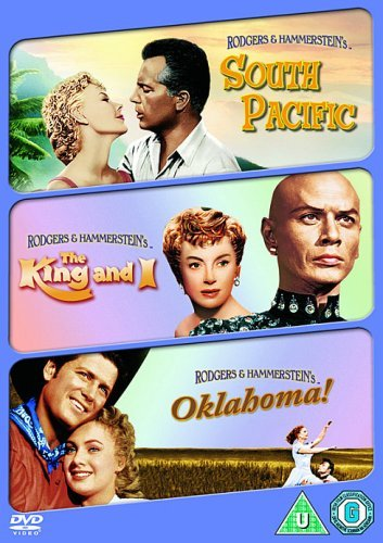 Musicals 1 Triple (south Pacific / Oklahoma / The [UK Import] von Twentieth Century Fox