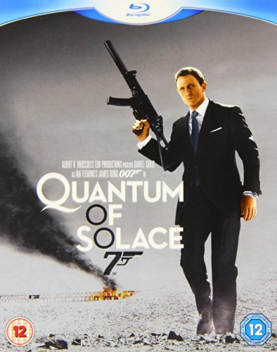 Quantum Of Solace [Blu-ray] [UK Import] von Twentieth Century Fox