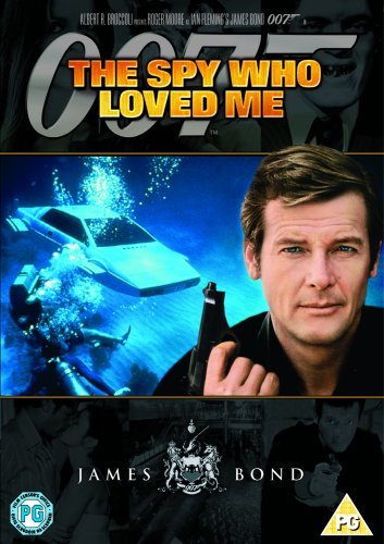 Spy Who Loved Me [UK Import] von Twentieth Century Fox